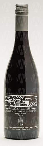 Mt. Lehman Winery Signature Platinum Pinot Noir Reserve