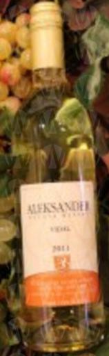 Aleksander Estate Winery Vidal