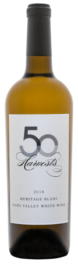 J. McClelland Cellars 50 Harvests 2018 Napa Valley Meritage Blanc Bottle Preview