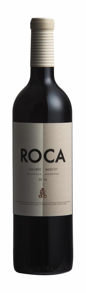 ROCA Malbec Merlot Bottle