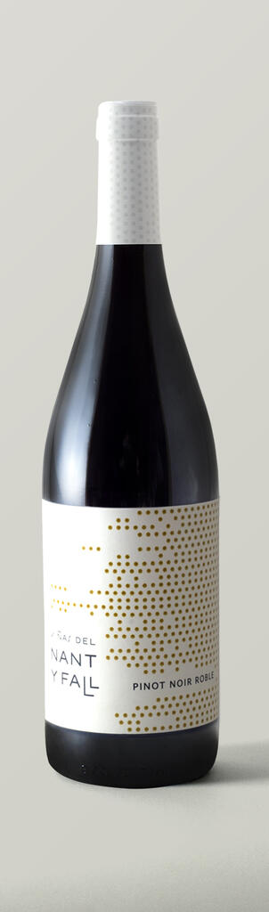 Viñas del Nant y Fall Pinot Noir Reserve Bottle Preview