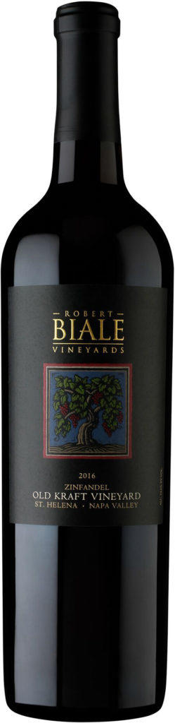 Robert Biale Vineyards Old Kraft Vineyard Zinfandel Bottle Preview