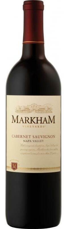 Markham Vineyards Cabernet Sauvignon Bottle Preview