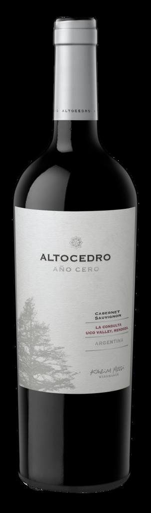 Altocedro AÑO CERO CABERNET SAUVIGNON Bottle Preview