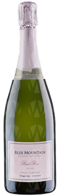 Blue Mountain Vineyard and Cellars Ltd. Brut Rose