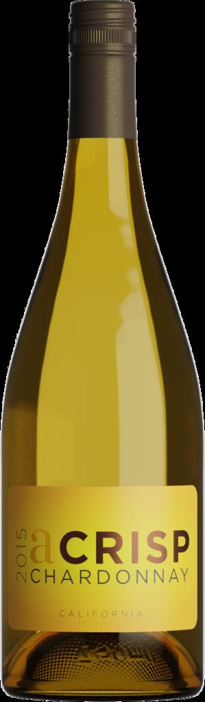 aCrisp Chardonnay Bottle
