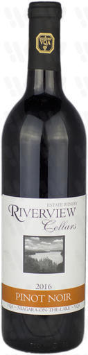 Riverview Cellars Estate Winery Pinot Noir