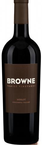 Browne Family Vineyards Merlot Bottle Preview