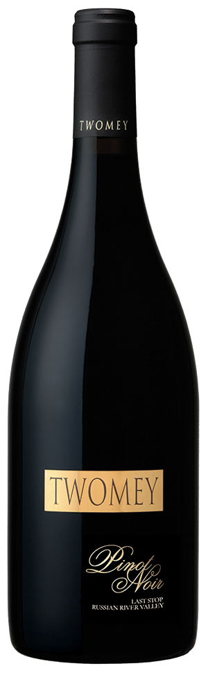 Twomey Pinot Noir Last Stop Bottle Preview