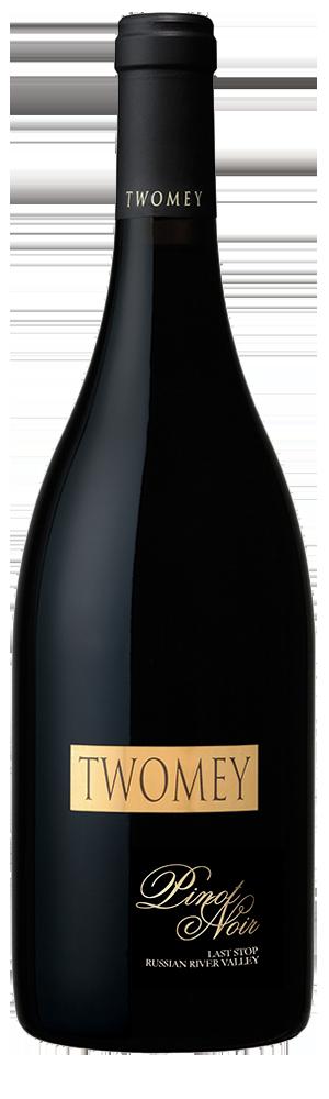 Pinot Noir Last Stop Bottle
