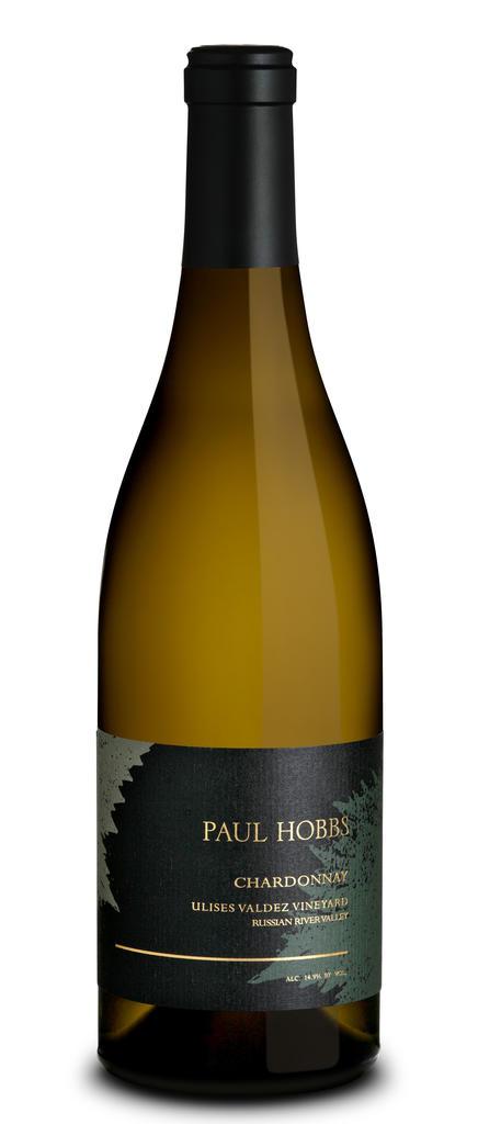 Ulises Valdez Vineyard Chardonnay Bottle
