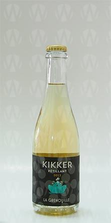 Vignoble La Grenouille Kikker