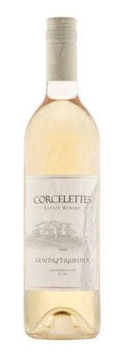 Corcelettes Estates Winery Gewurztraminer