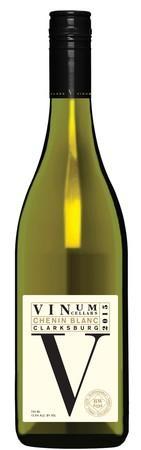 Vinum Cellars Chenin Blanc, Clarksburg Bottle Preview
