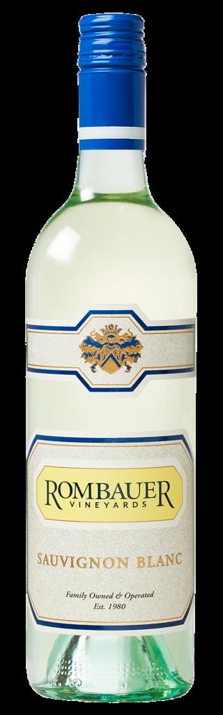 Rombauer Vineyards Sauvignon Blanc Bottle Preview