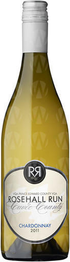 Rosehall Run Vineyards Chardonnay Cuvée County