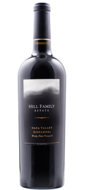 Hill Family Estate Windy Flats Zinfandel Bottle Preview