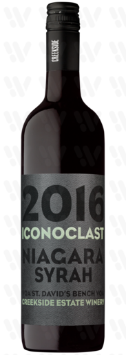 Creekside Estate Winery Iconoclast Syrah