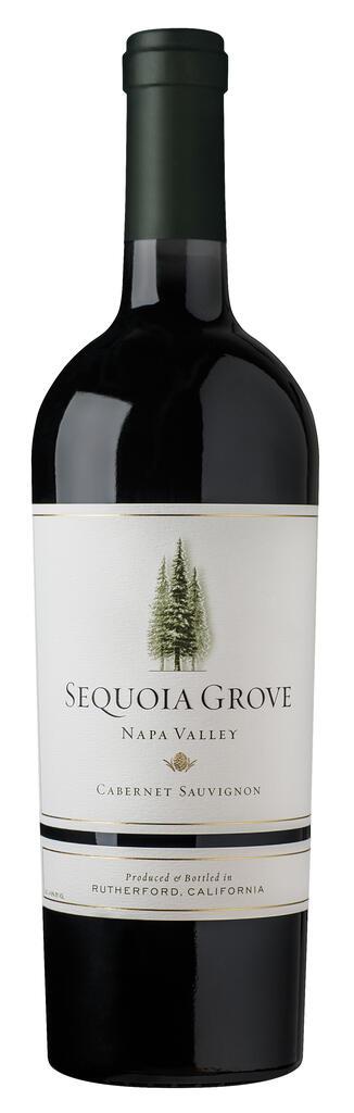 Sequoia Grove Winery Napa Valley Cabernet Sauvignon Bottle Preview