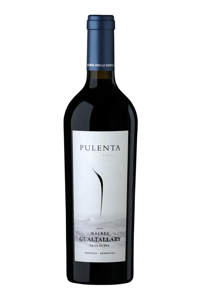 Pulenta Estate Single Vineyad GUALTALLARY Bottle Preview