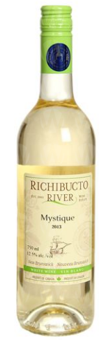 Richibucto River Wine Estate Mystique