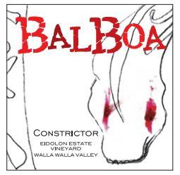Balboa Winery Constrictor Bottle Preview