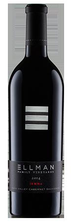 Ellman Family Vineyards Jemma Napa Valley Cabernet Sauvignon Bottle Preview