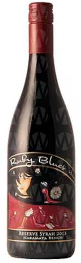 Ruby Blues Winery Reserve Syrah