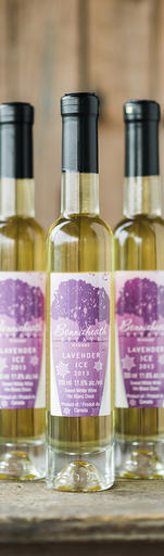Bonnieheath Estate Lavender & Winery Lavender Ice