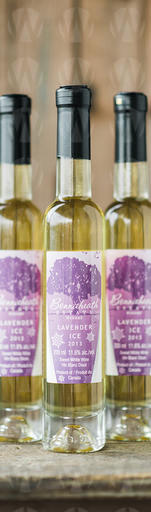 Bonnieheath Estate Lavender & Winery Lavender Ice