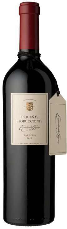 Escorihuela Gascón Pequeñas Producciones - Barbera Bottle
