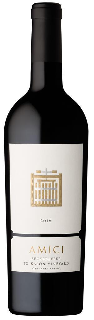 Amici Cellars Amici To Kalon Cabernet Franc Bottle Preview