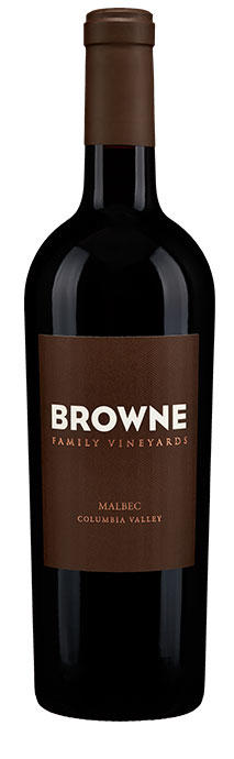 Browne Family Vineyards Malbec Bottle Preview
