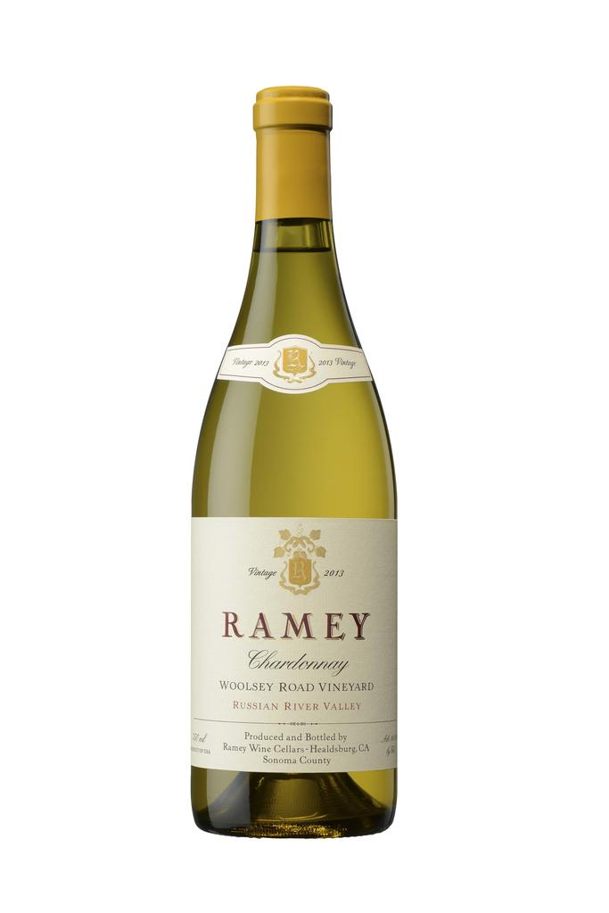 Chardonnay, Woolsey Road Vineyard, Russian River Valley Bottle