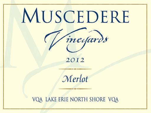 Muscedere Vineyards Merlot