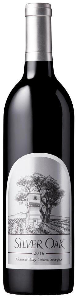 Silver Oak Alexander Valley Cabernet Sauvignon Bottle Preview