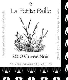 La Petite Paille Cuvée Noir
