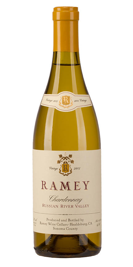 Ramey Wine Cellars Chardonnay, Russian River Valley Bottle Preview