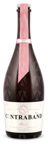 Contraband Sparkling Wine Labs Rosé