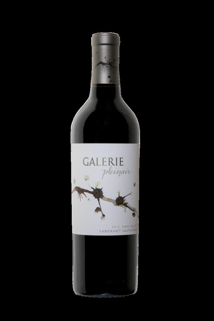 Pleinair Napa Valley Cabernet Sauvignon Bottle