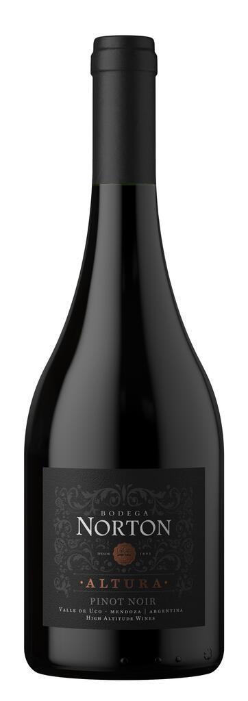 Bodega Norton Altura Pinot Noir Bottle Preview
