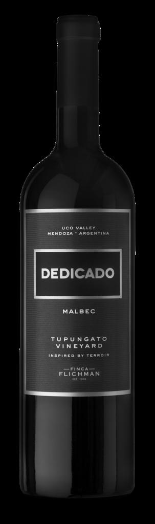 Finca Flichman Dedicado Tupungato Malbec Bottle Preview