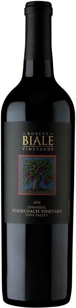 Robert Biale Vineyards Stagecoach Vineyard Zinfandel Bottle Preview