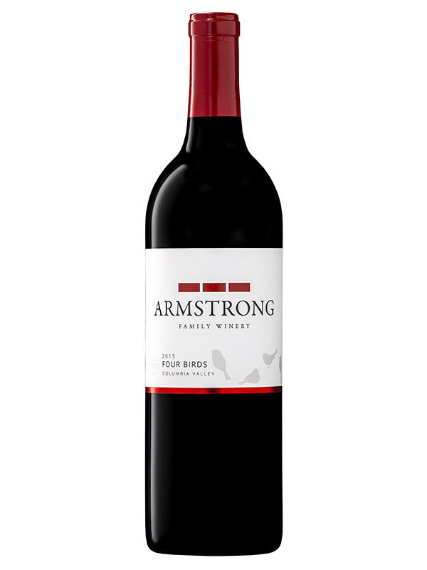 Armstrong Family Winery Four Birds Bottle Preview