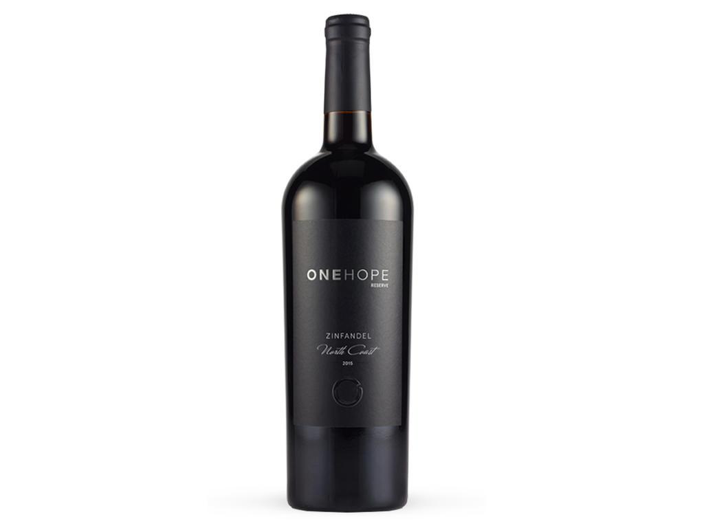 ONEHOPE North Coast Reserve Zinfandel Bottle Preview