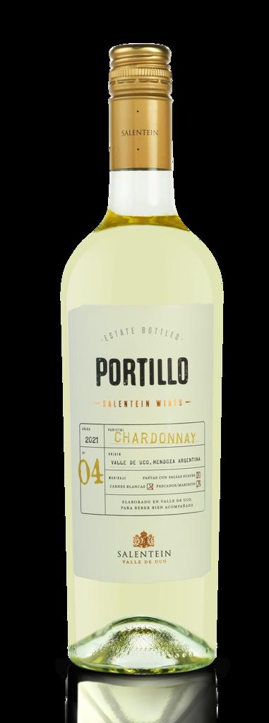 Bodegas Salentein Portillo Chardonnay Bottle Preview