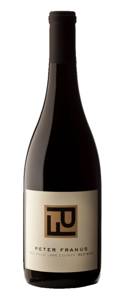 Peter Franus Wine Company Lake County Red Hills Red (Rhône Blend) Bottle Preview