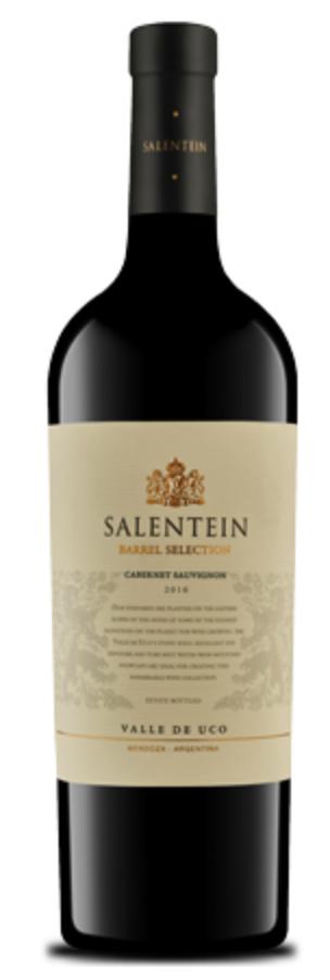 Bodegas Salentein Reserve Cabernet Sauvignon Bottle Preview