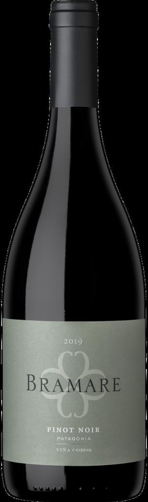 Viña Cobos Bramare Pinot Noir Patagonia Bottle Preview