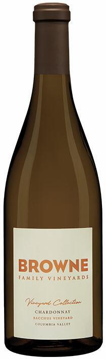 Browne Family Vineyards Bacchus Vineyard Chardonnay Bottle Preview